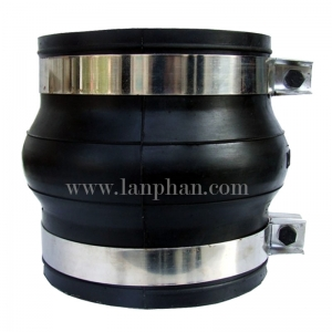 GJQ(X)-KG Clamp Type Flexible Rubber Joint