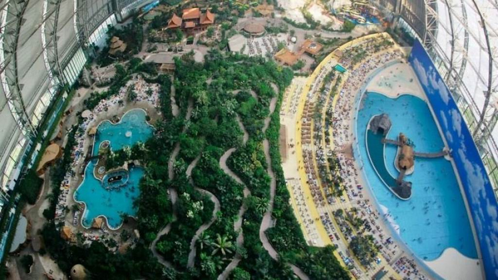 Tropical Island Beach Ambience Sound: Top Five Water Amusements Parks In The World