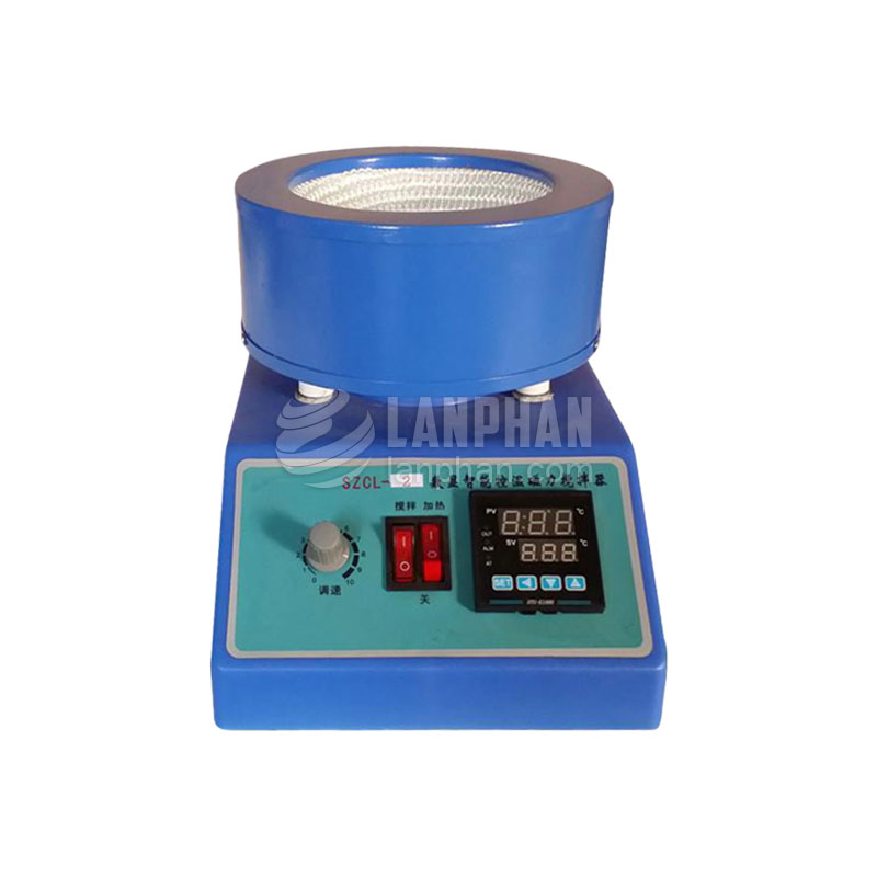 SZCL-2 Intelligent Temperature-Controlled Magnetic Stirrer