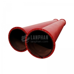 Rubber Lined Pipes