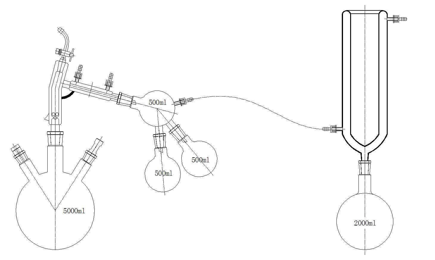 What Does A Short Path Distillation Equipment Do? - Lab