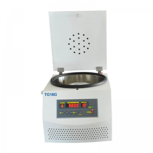 TG-16 High Speed Refrigerated Micro Centrifuge
